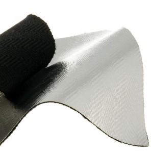 Gentex Dual Mirror 1100-4 Preox Herringbone aluminized fabric