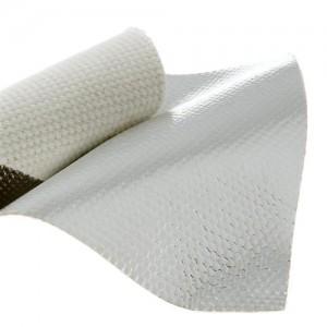 Gentex Dual Mirror 1019 PFR Rayon Basket Weave aluminized fabric
