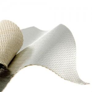 Gentex Dual Mirror 1022 Textured Fiberglass Plain Weave aluminized fabric